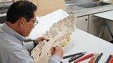 仏像彫刻の教室風景・作品