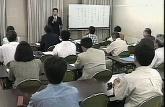 武部宏の一日ことば塾の教室風景・作品