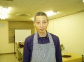 銅版画教室の講師