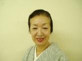 日本舞踊(古典舞踊、歌謡舞踊)の講師
