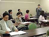 武部宏の話し方教室 「ことば塾」の教室風景・作品