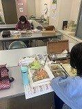 絵画教室 ~水彩画・油絵 等~の教室風景・作品